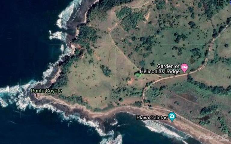 Granjas y ranchos En venta en Punta Coyote: South Tip of Nicoya Peninsula Titled Beachfront, 2 Miles of Shoreline and Large River, Mal Pais, Guanacaste   , Costa Rica