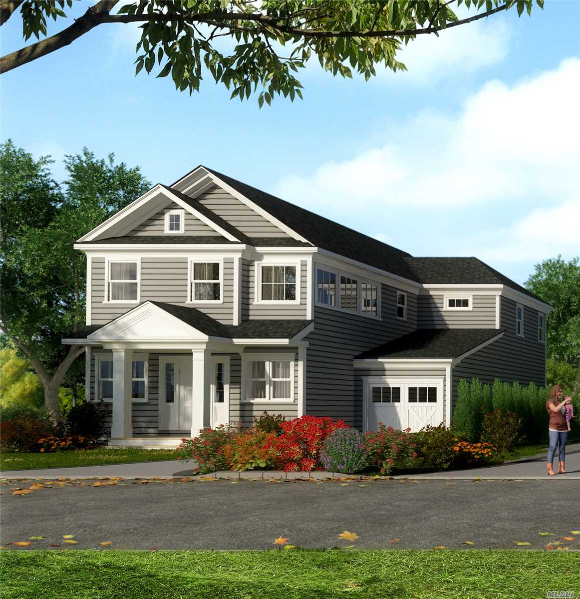 Residencial en venta en 1 Madison Place, Roslyn Heights, NY ,11577  , EE.UU.