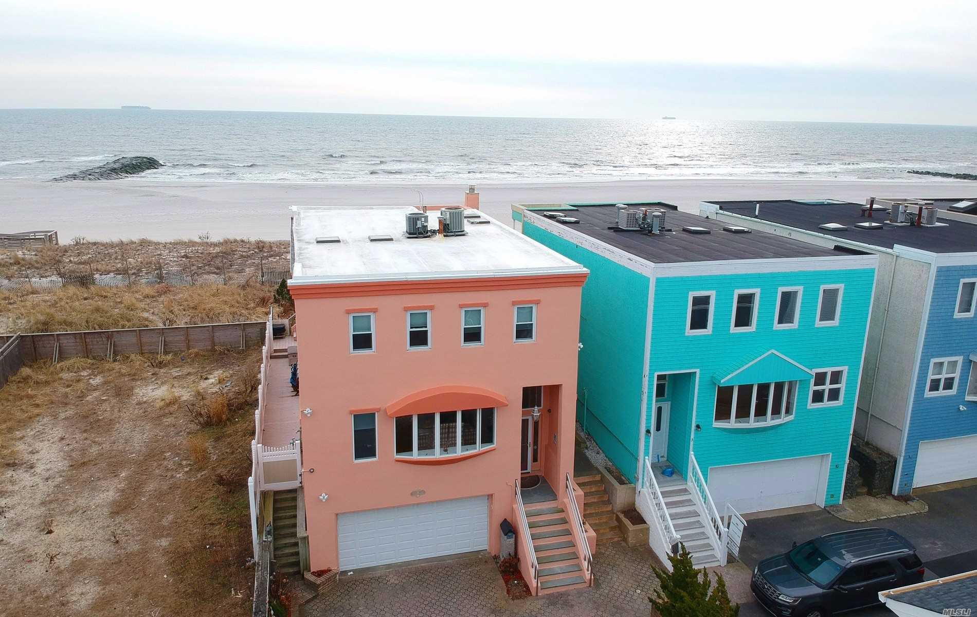 Residencial en venta en 4 Oceanview Court, Long Beach, NY ,11561  , EE.UU.
