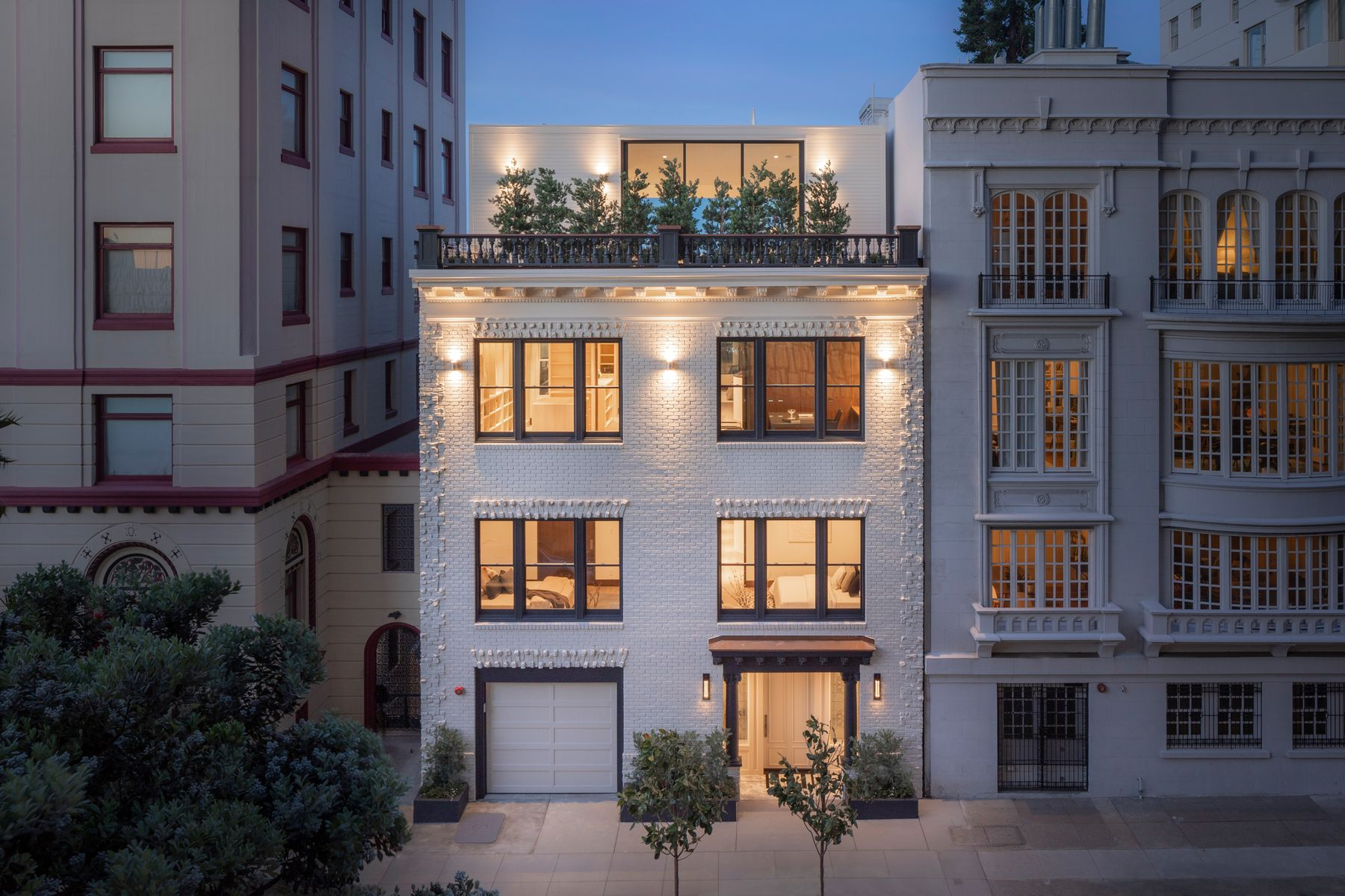 Vivienda unifamiliar En venta en 1350 Jones St, San Francisco, California ,94109  , EE.UU.