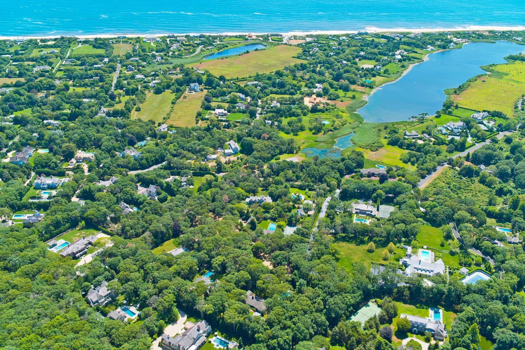 Terreno a la venta en 247 Cove Hollow Road, East Hampton, NY ,11937  , EE.UU.
