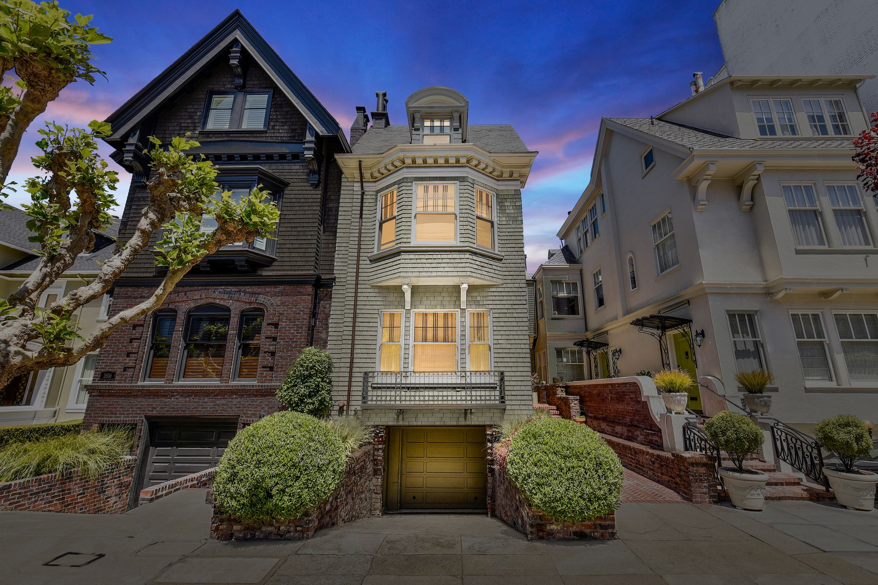 Vivienda unifamiliar En venta en 3530 Washington St, San Francisco, California ,94118  , EE.UU.