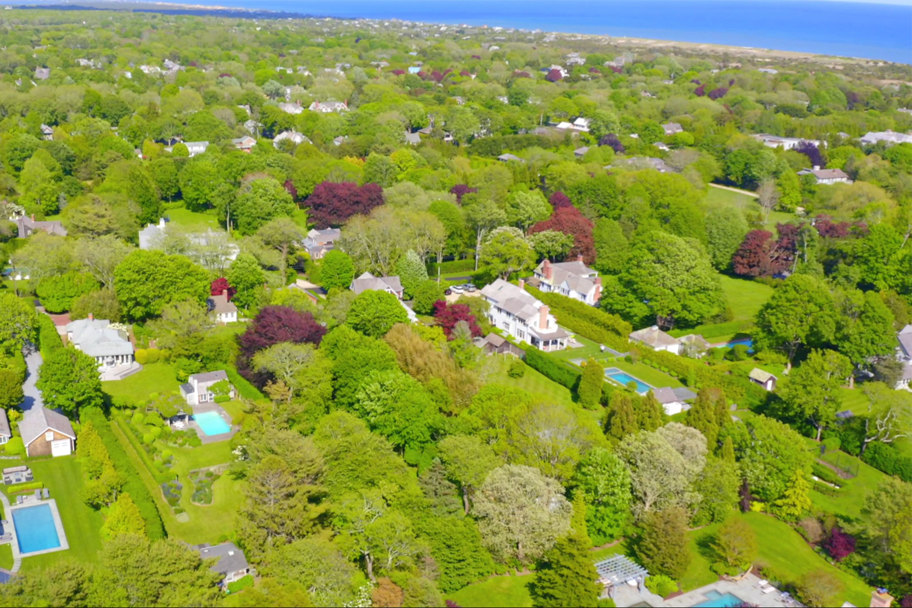 Residencial en venta en 20 Indian Wells Highway, Amagansett, NY ,11930  , EE.UU.